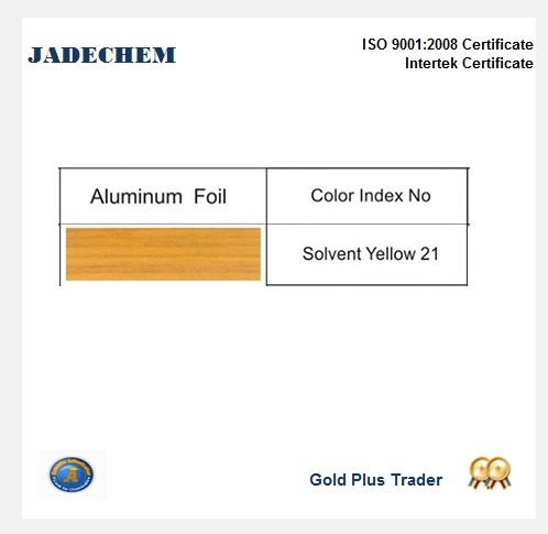 SOLVENT YELLOW 21