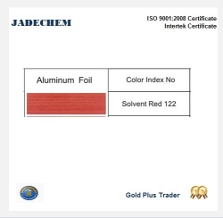 SOLVENT RED 122