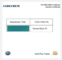 SOLVENT BLUE 70